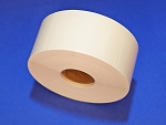 Clear Seal Sticker Labels 4 x 1.5 Inches 500 per roll FREEZER415CLR