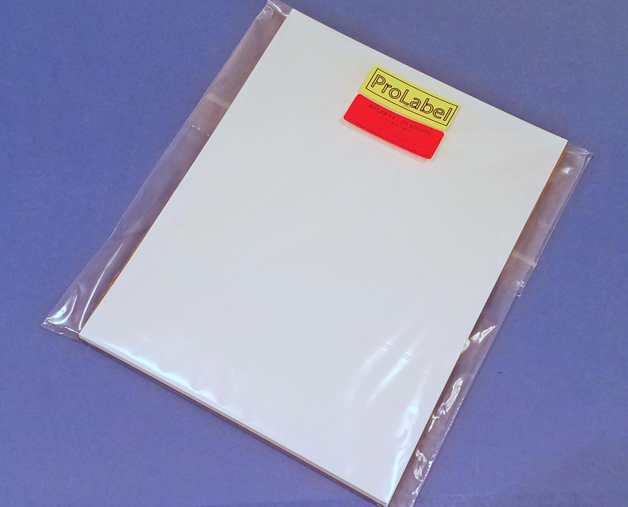 Inkjet Photo Matte Paper 8 1 2 X 11 50 Sheets 85ap11