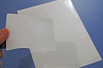 4 x 3 1/3 Labels Laser Glossy White 200 sheets 4033GW