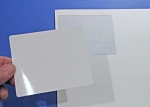 4 x 3 1/3 Shipping Labels Inkjet Photo Glossy White 100 sheets 4033JG